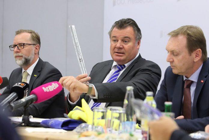 Landesrat Günther Steinkellner appelliert: