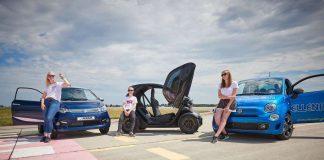 Mobilitätsclub testet Renault Twizy 45, Aixam City Diesel und Ellenator (Bildquelle: ÖAMTC)