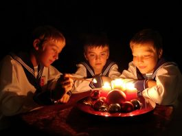 Advent im Klösterreich: Still und ruhig, aber auch stimmungsvoll und bezaubernd (Bildquelle: Stift St. Florian)