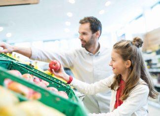 HOFER plant die Verpackungsmenge besonders bei Obst und Gemüse zu reduzieren und vermehrt unverpackte Produkte anzubieten (Bildquelle: HOFER)