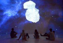 Meteoritenwoche im Ars Electronica Center (Bildquelle: Magdalena Sick-Leitner)
