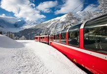 Bernina Express, Rhätische Bahn (Bildquelle: Rhätische Bahn / Andrea Badrutt)