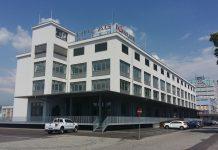 Die neue Hafendirektion der Linz AG in der Regensburger Straße (Bildquelle: Linz AG)