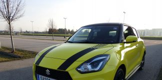 Der neue Suzuki Swift Sport im Guten Tag Österreich Autotest (Bildquelle: Michaela Resch)