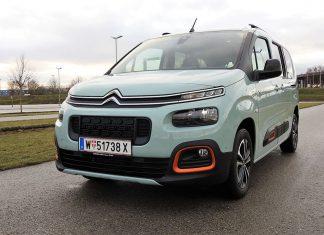 Der neue Citroën Berlingo XL m Guten Tag Österreich Autotest (Bildquelle: Thomas Resch)
