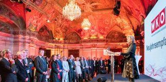 Über 250 Gäste aus Wirtschaft, Politik und Diplomatie folgten der Einladung ins Palais Niederösterreich in Wien (Bildquelle: Andreas Kraus)