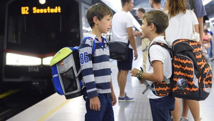 Kursangebot ab der 2. Klasse Volksschule – spezielle Schulungen für KindergartenpädagogInnen (Bildquelle: Wiener Linien / Zinner)