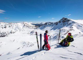 In Österreichs sonnigem Süden warten der neue online buchbare Nockberge-Trail sowie 160 weitere offizielle Routen (Bildquelle: Kärnten Werbung / Franz Gerdl)