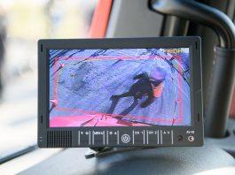 Es gibt Assistenzsysteme, die Lkw-Fahrer bei Abbiegevorgängen massiv unterstützen (Bildquelle: ÖAMTC/APA-Fotoservice/Hörmandinger)
