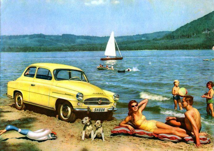 Im Januar 1959 lief die Produktion des Škoda Octavia an (Bildquelle: Škoda)
