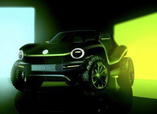Die Studie des vollelektrischen Buggy, feiert seine Premiere auf dem 89. Internationalen Automobil-Salon in Genf (7. bis 17. März 2019) (Bildquelle: Volkswagen)