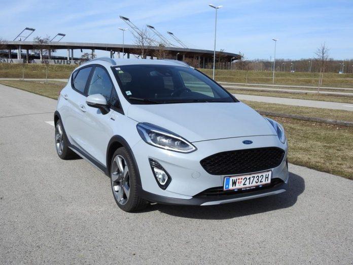 Im Test: Ford Fiesta Active