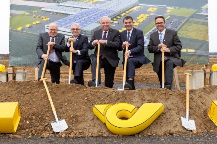 Österreichische Post investiert in neues Logistikzentrum