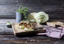 Der Krautstrudel gilt als ideales Superfood aus Niederösterreich (Bildquelle: www.pov.at)