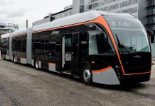 LINZ AG LINIEN: Erneuerung der Obus-Flotte abgeschlossen