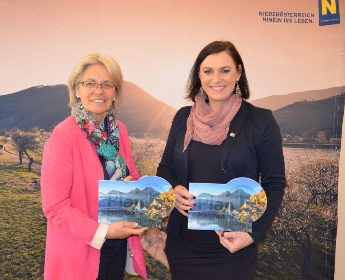 NÖ unterstützt Tourismusstrategien von Ministerin Köstinger