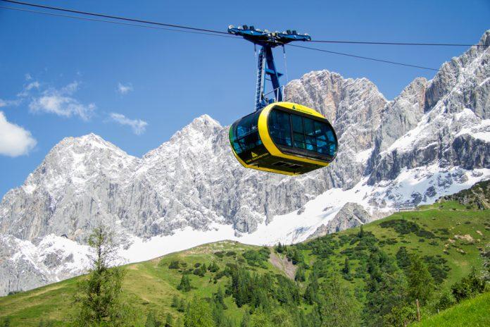 50 Jahre Dachstein-Gletscherbahn