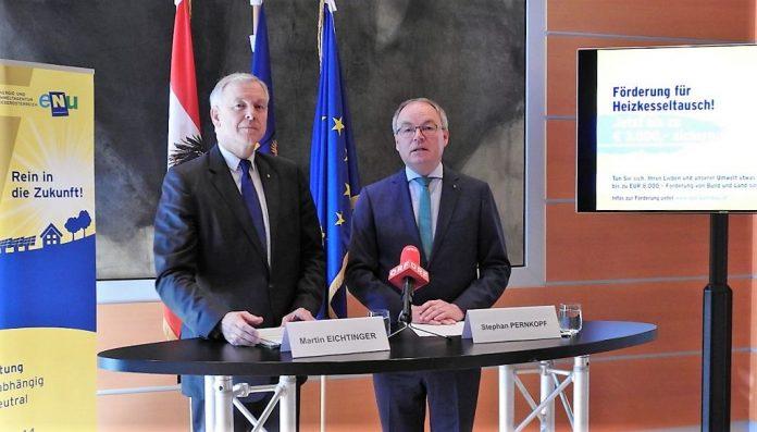 Heizkesseltausch: Bis zu 8.000 Euro Förderung möglich