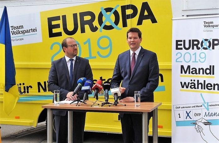 Volkspartei Niederösterreich startet EU- Wahlkampf