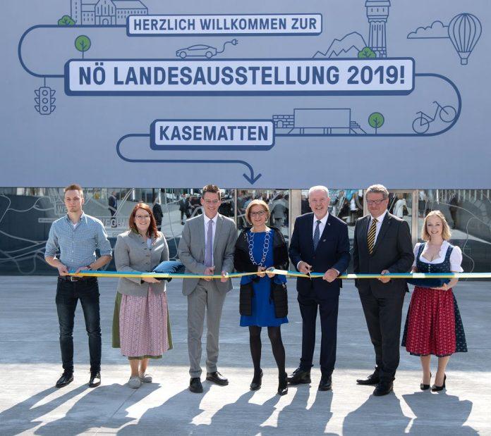 Die NÖ Landesausstellung 2019 ist eröffnet