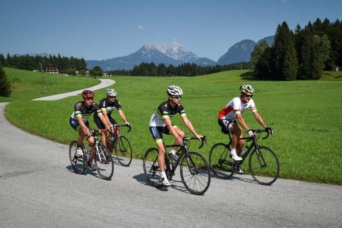 Rennradcamp im Alpbachtal