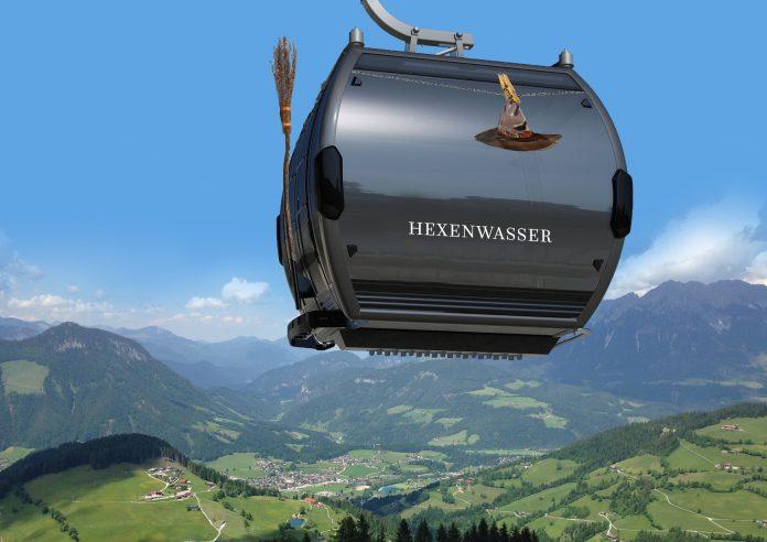Bergbahnen Söll: Hexenwasser-Gondel ab Juli 2020