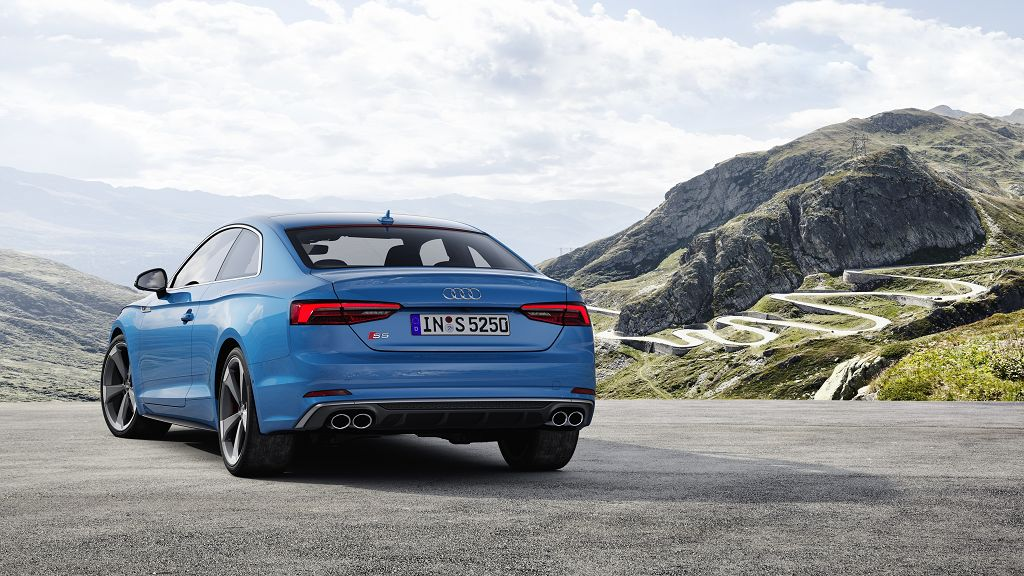 Der Audi S5 fährt jetzt mit Diesel