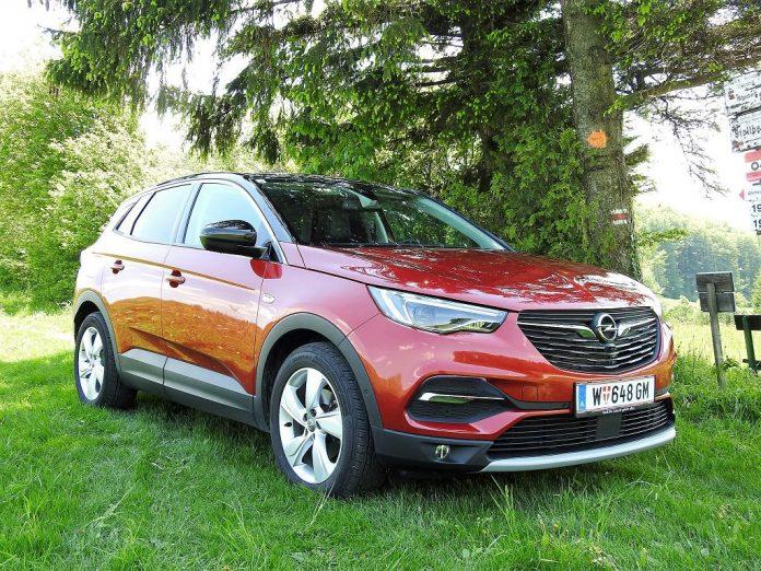 Der Opel Grandland X im Test