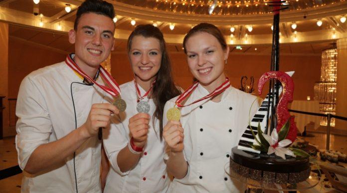 Süß: Die besten Zuckerbäcker wurden gekürt