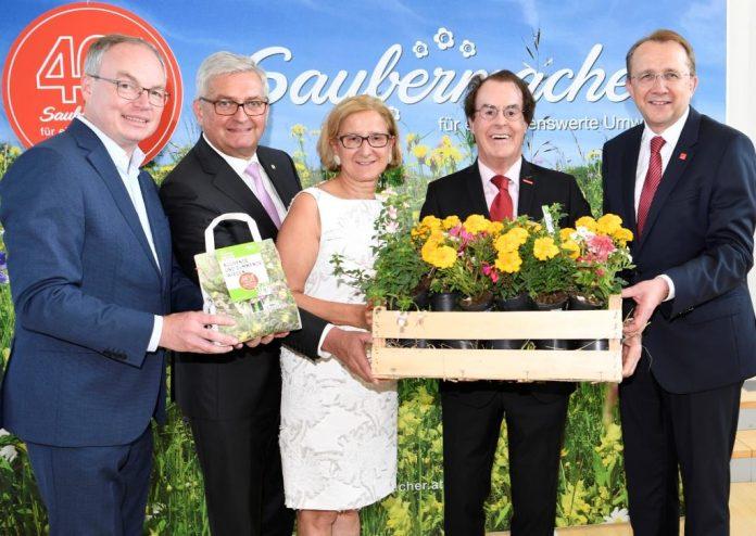 """""""Blühendes und summendes Niederösterreich"""" gestartet"""