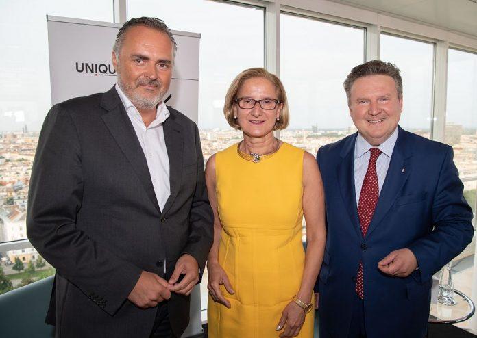 Mikl-Leitner, Ludwig und Doskozil diskutierten im Wiener Ringturm