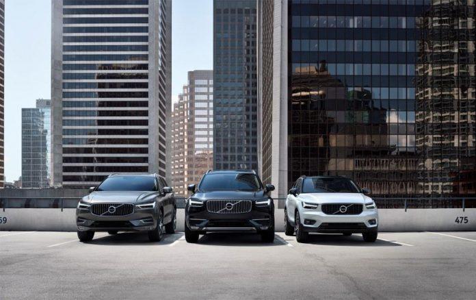 Volvo Cars verzeichnet Rekordabsatz im ersten Halbjahr 2019