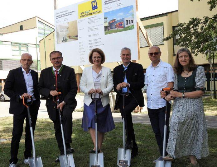 10 Millionen Euro für den Schulstandort Hollabrunn