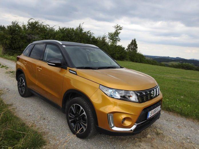 Stilvoller Offroader: Der Suzuki Vitara im Test