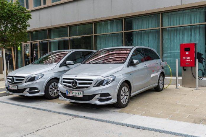 Ab sofort steht am Praterstern das vierte Carsharing-Angebot in Wien zur Verfügung