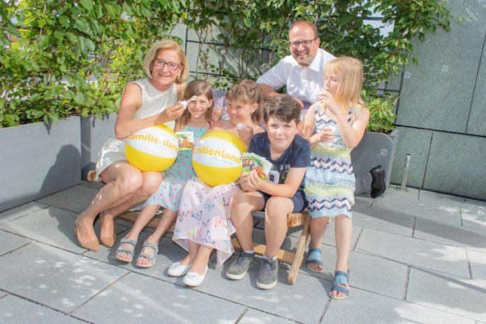 VPNÖ unterstützt Gemeindeparteien und Ortsgruppen bei Familienfesten im Sommer