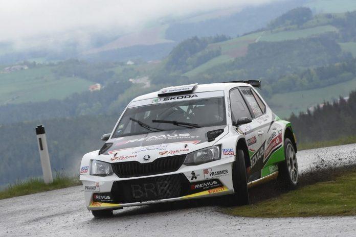 Julian Wagner gewinnt die Rallye Weiz