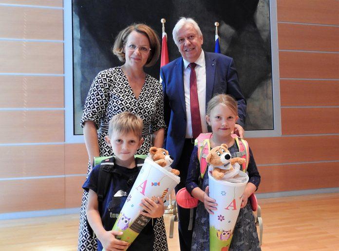 Niederösterreich startet in ein neues Schul- und Kindergartenjahr
