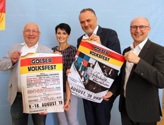 Golser Volksfest: Wo die Messe zum Fest wird