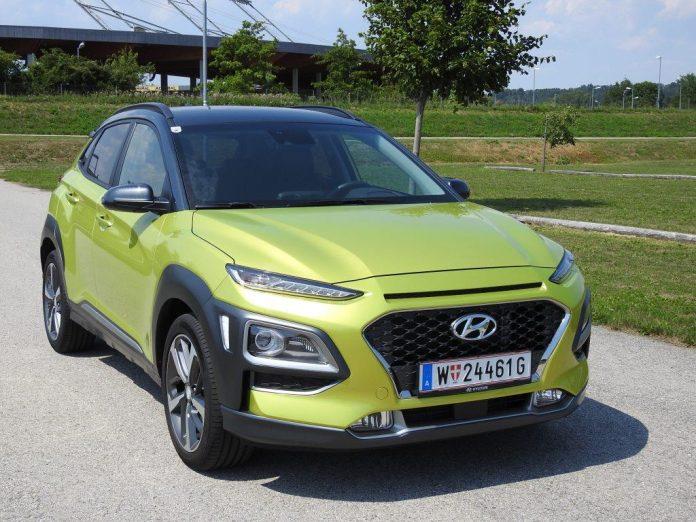Kleiner SUV: Der Hyundai Kona AWD im Test