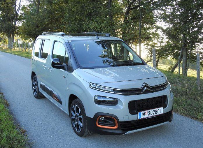 Der neue Citroën Berlingo im Test