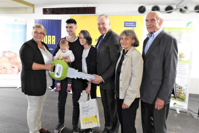 NBG übergibt 96 neue Wohnungen in Schwechat