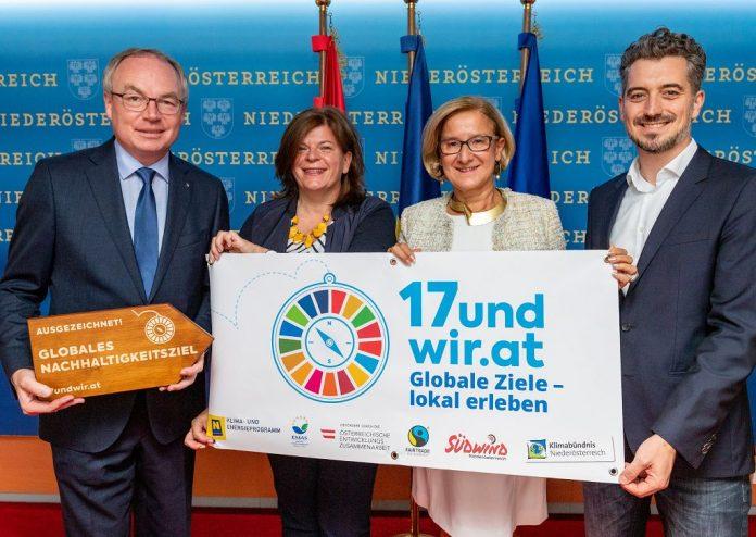 Österreichs 1. Nachhaltigkeits-Tour startet