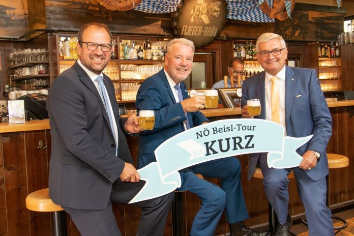 Beisl-Tour für Sebastian Kurz