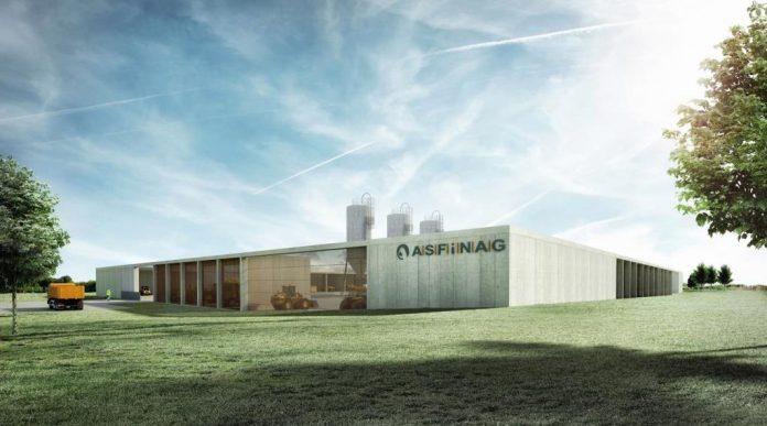16 Millionen Euro investierte die ASFINAG in die modernste und eine der drei größten Autobahnmeistereien Österreichs