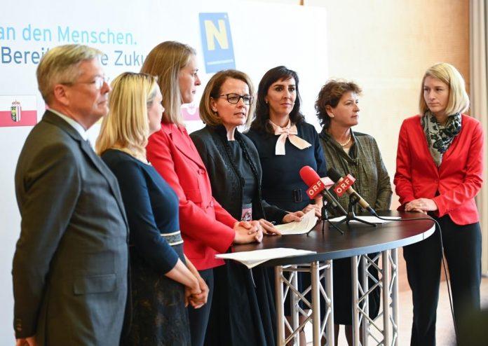 Österreichs Landesbildungsreferenten tagten in Laa an der Thaya