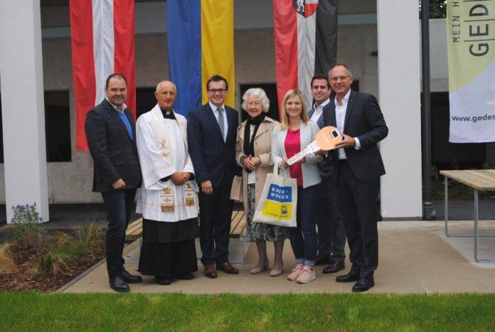 GEDESAG übergibt Wohnhausanlage in St. Leonhard