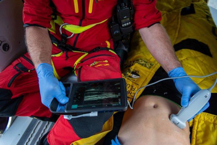 ÖAMTC-Flugretter sind ab sofort mit Ultraschall unterwegs