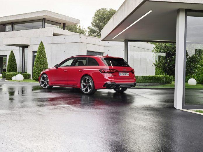 Power-Kombi: Der neue Audi RS 4 Avant