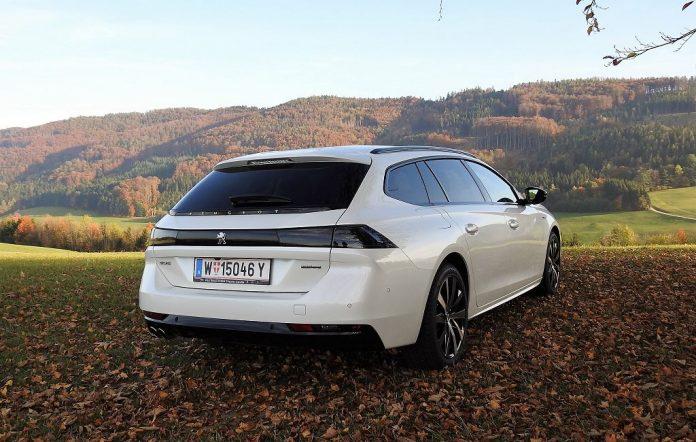 Edelkombi: Peugeot 508 SW im Test